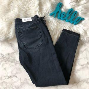 7 for all mankind josie crop boyfriend jeans